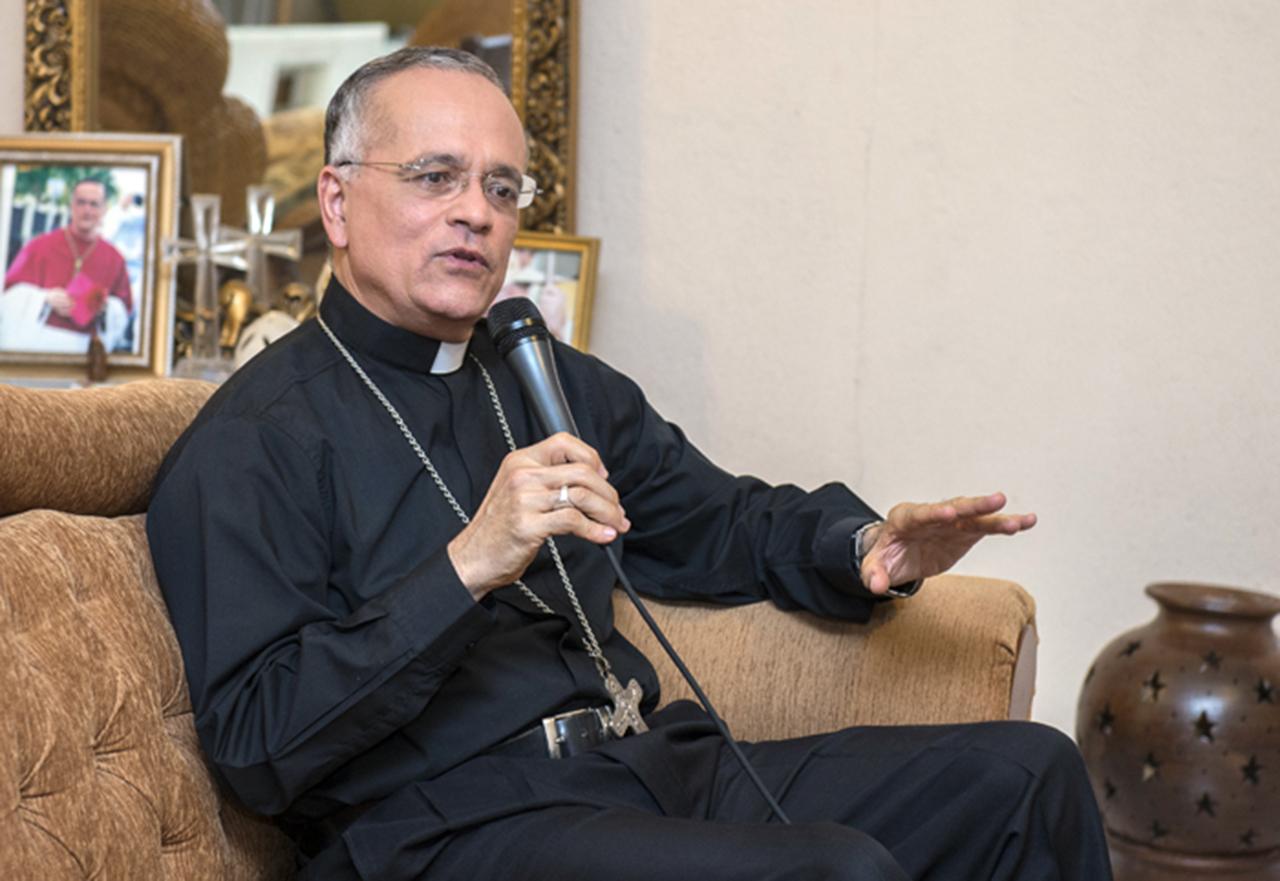 Obispo auxiliar de Managua