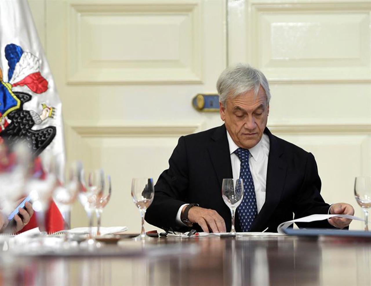 Piñera reitera