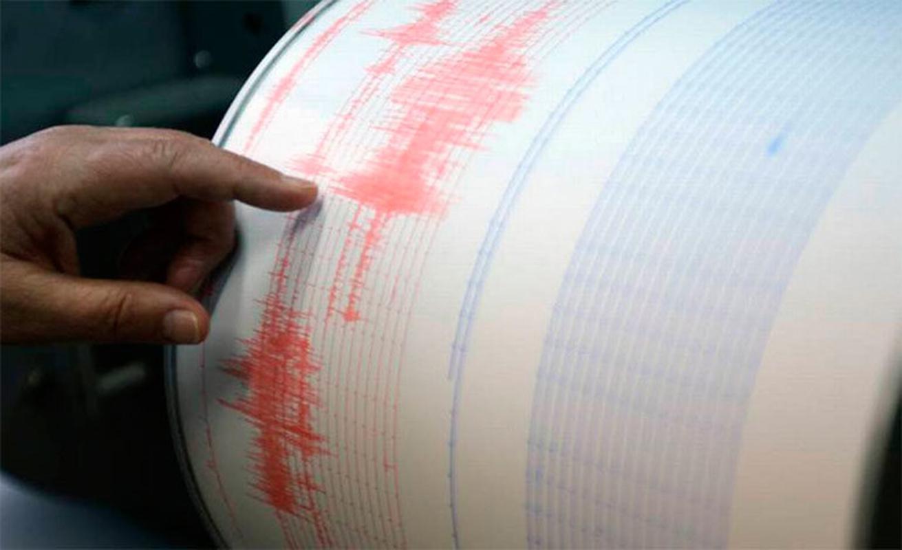 Sismo de magnitud 5,7