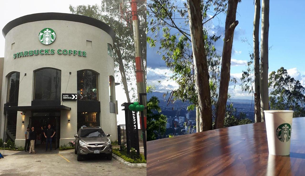 Starbucks coffee company guatemala CES