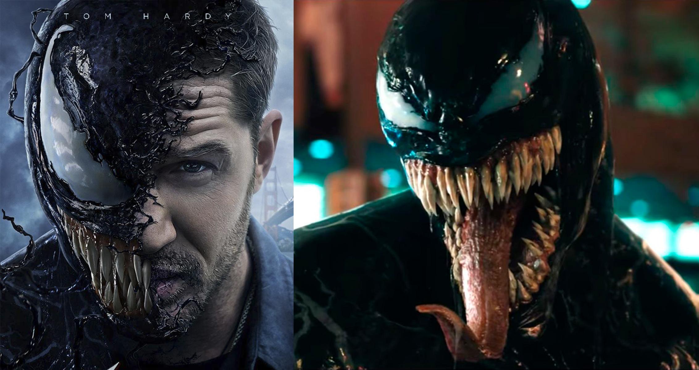 Cine estreno Venom Tom Hardy