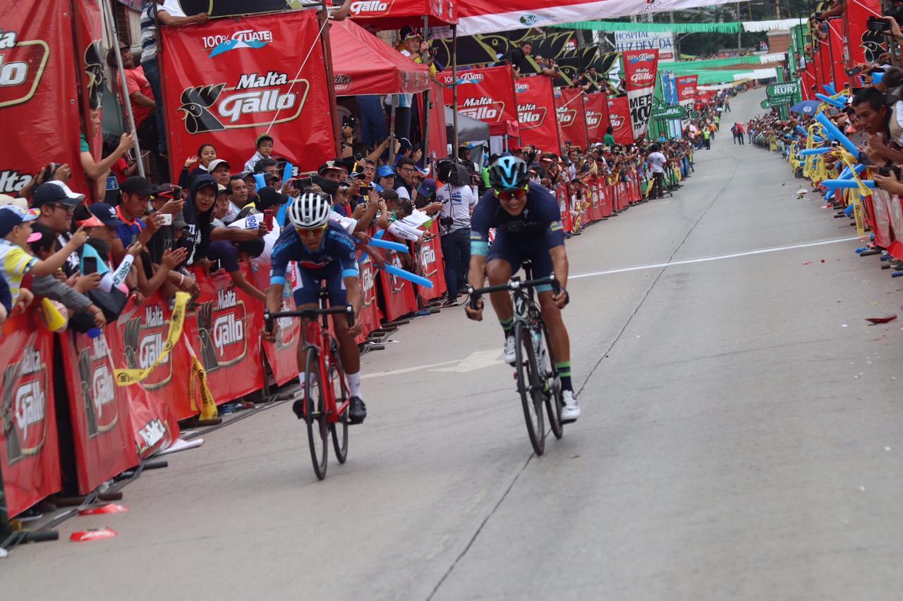 Luis López Ópticas Deluxe Honduras Vuelta Ciclística a Guatemala