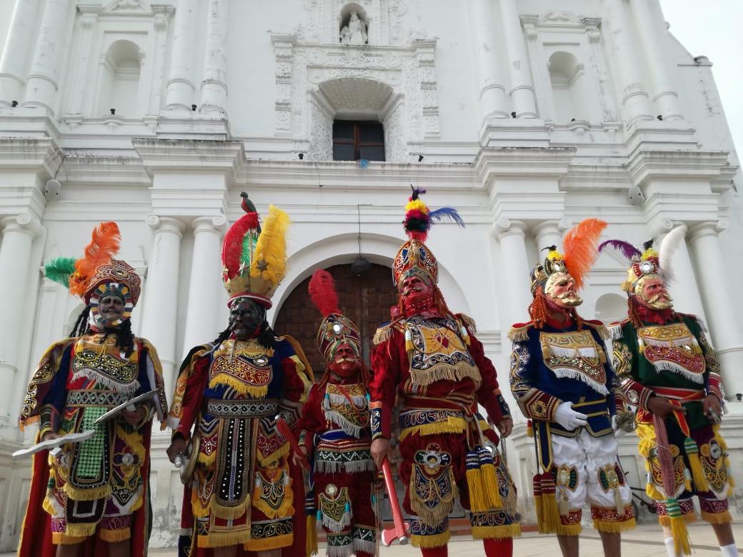 Vuelta Ciclística a Guatemala San Cristóbal Totonicapán folklore moros