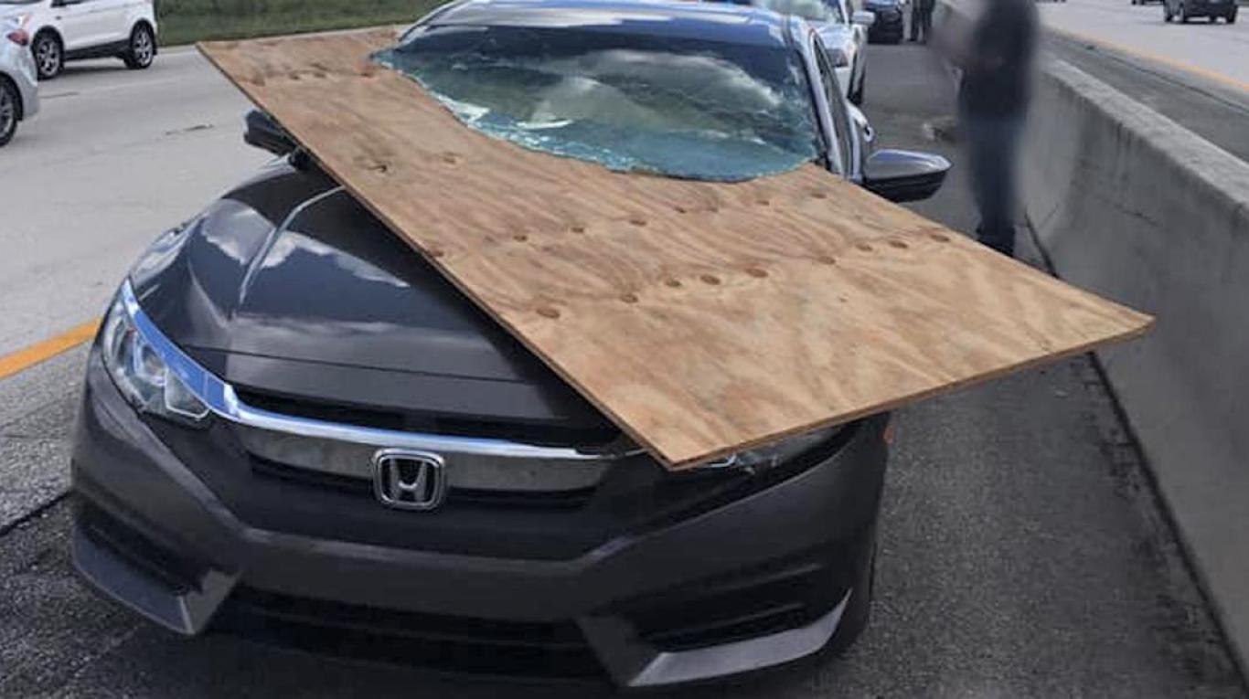 video viral accidente Florida Estados Unidos