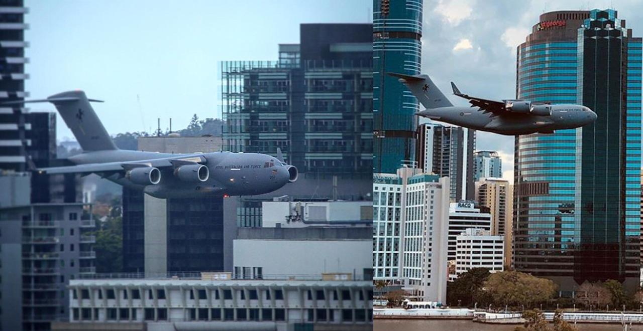 video viral fuerza aérea australia