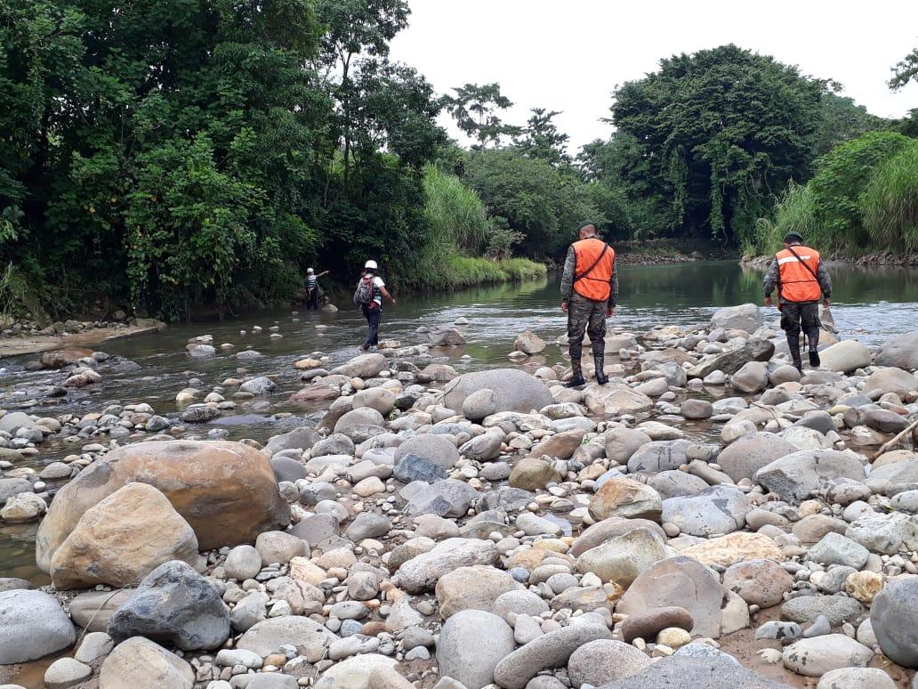 Río en Malacatán San Marcos