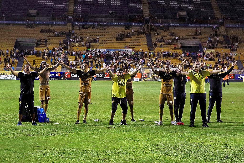 Maradona victoria Dorados de Sinaloa