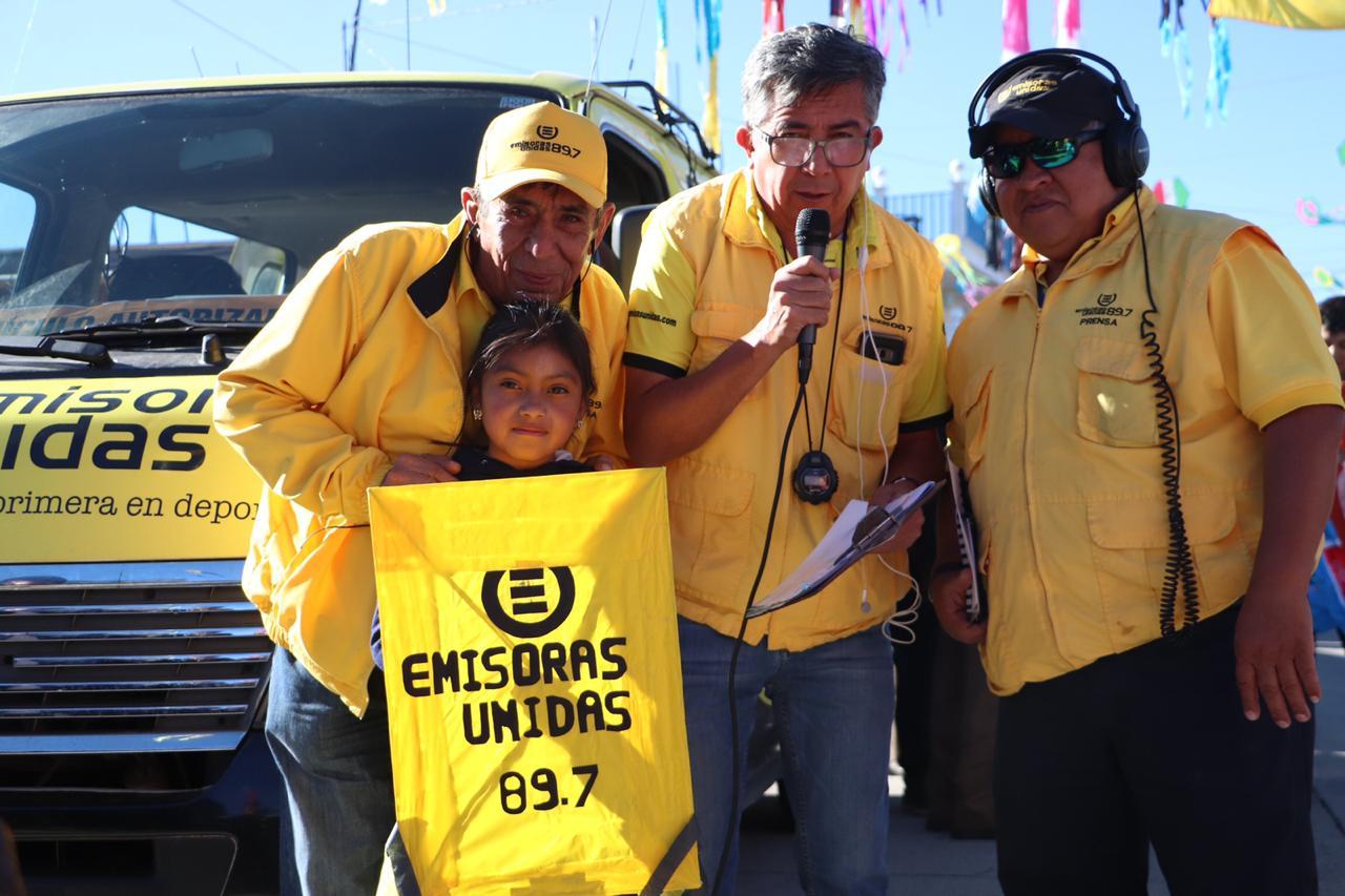 Vuelta Ciclística novena etapa Pamezabal Santa Lucía Utatlán Sololá 31 octubre 2018