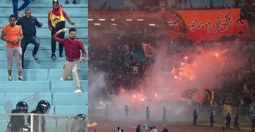 fútbol Esperance Túnez Primeiro de Agosto Angola