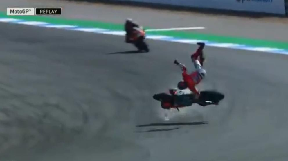 Video Viral MotoGP Tailandia Jorge Lorenzo