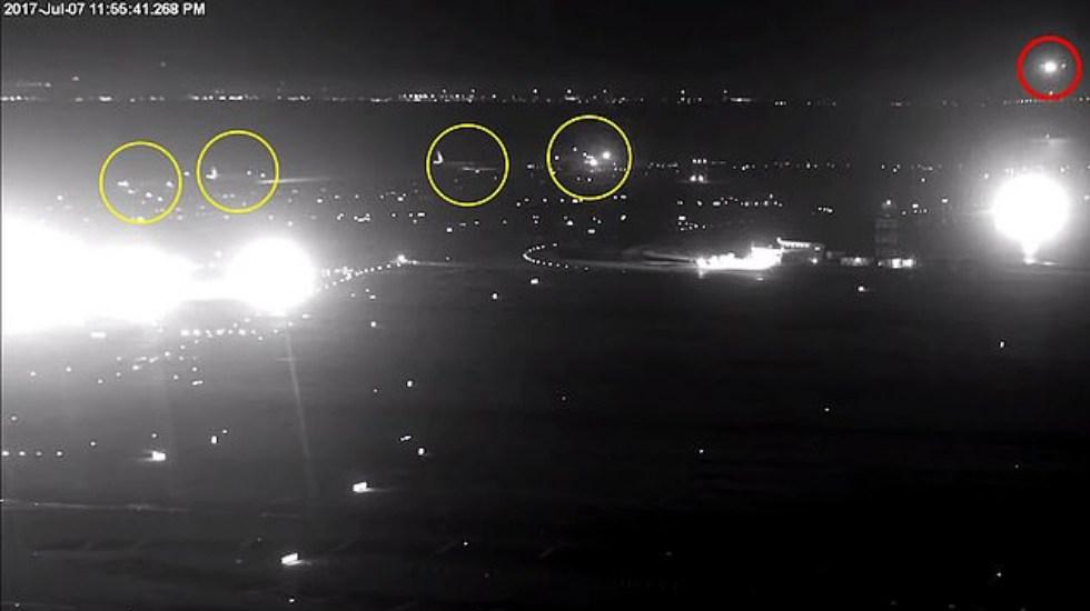 incidente air canada san francisco california aviación