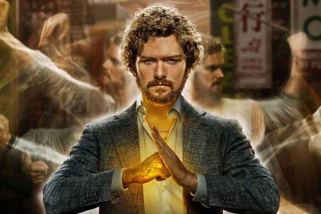 Iron Fist Netflix cancelada
