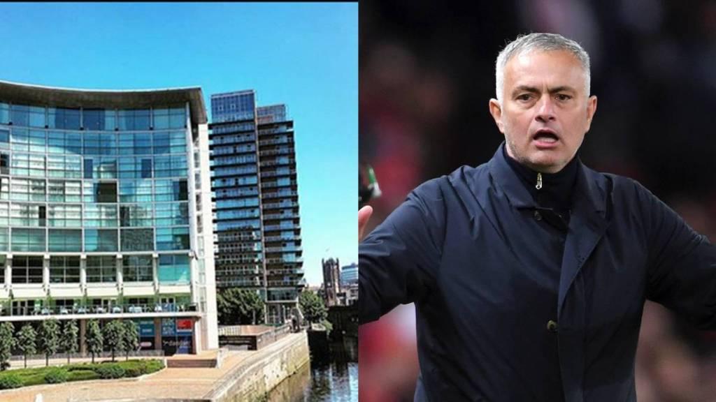 José Mourinho Manchester