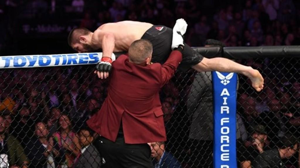 Khabib Nurmagomedov Connor McGregor UFC