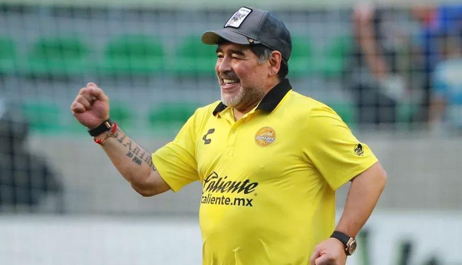 Diego Armando Maradona Tri Selección de México Argentina