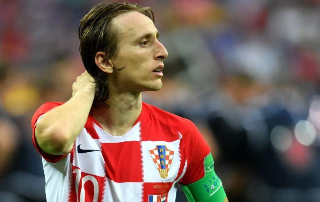 Luka Modric Messi