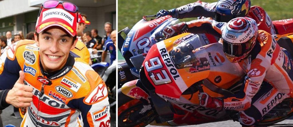 Marc Márquez campeonato motociclismo Japón MotoGP hombro dislocado
