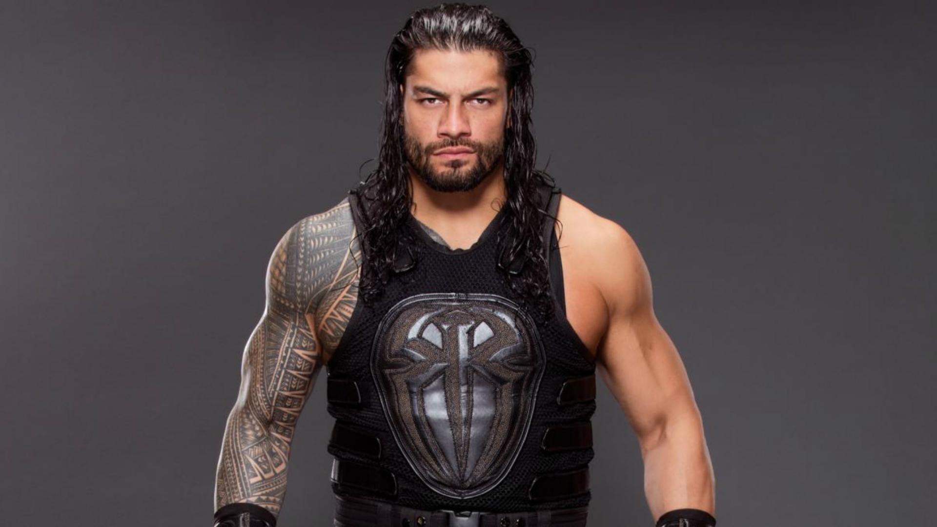 Roman Reings WWE Leucemia