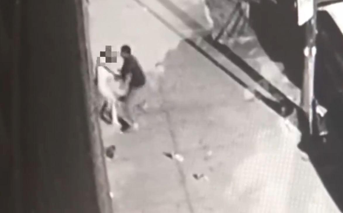 video violación Brooklyn Estados Unidos