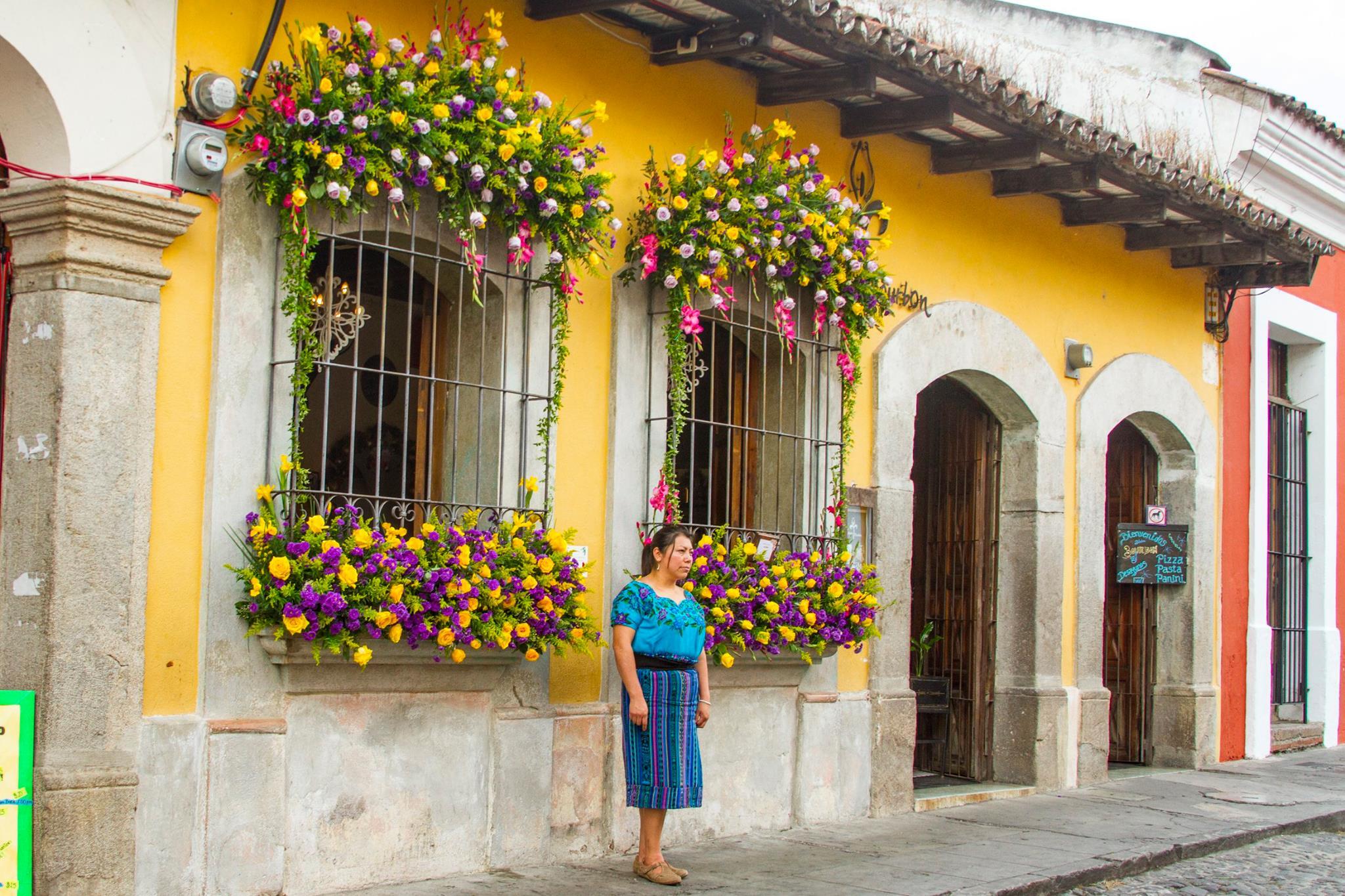 Festival de las Flores Antigua Guatemala