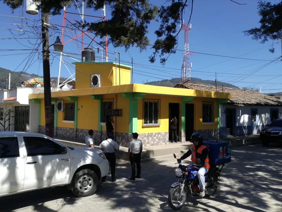 Radio ilegal olintepeque quetzaltenango