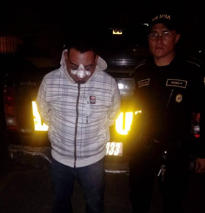 Quetzaltenango vapuleado