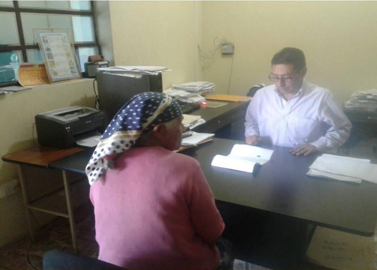 Estafa Quetzaltenango Programa del Aporte Económico al Adulto Mayor Ministerio de Trabajo y Previsión Social