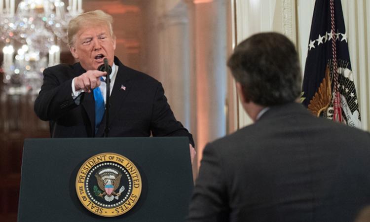 CNN dice que la Casa Blanca