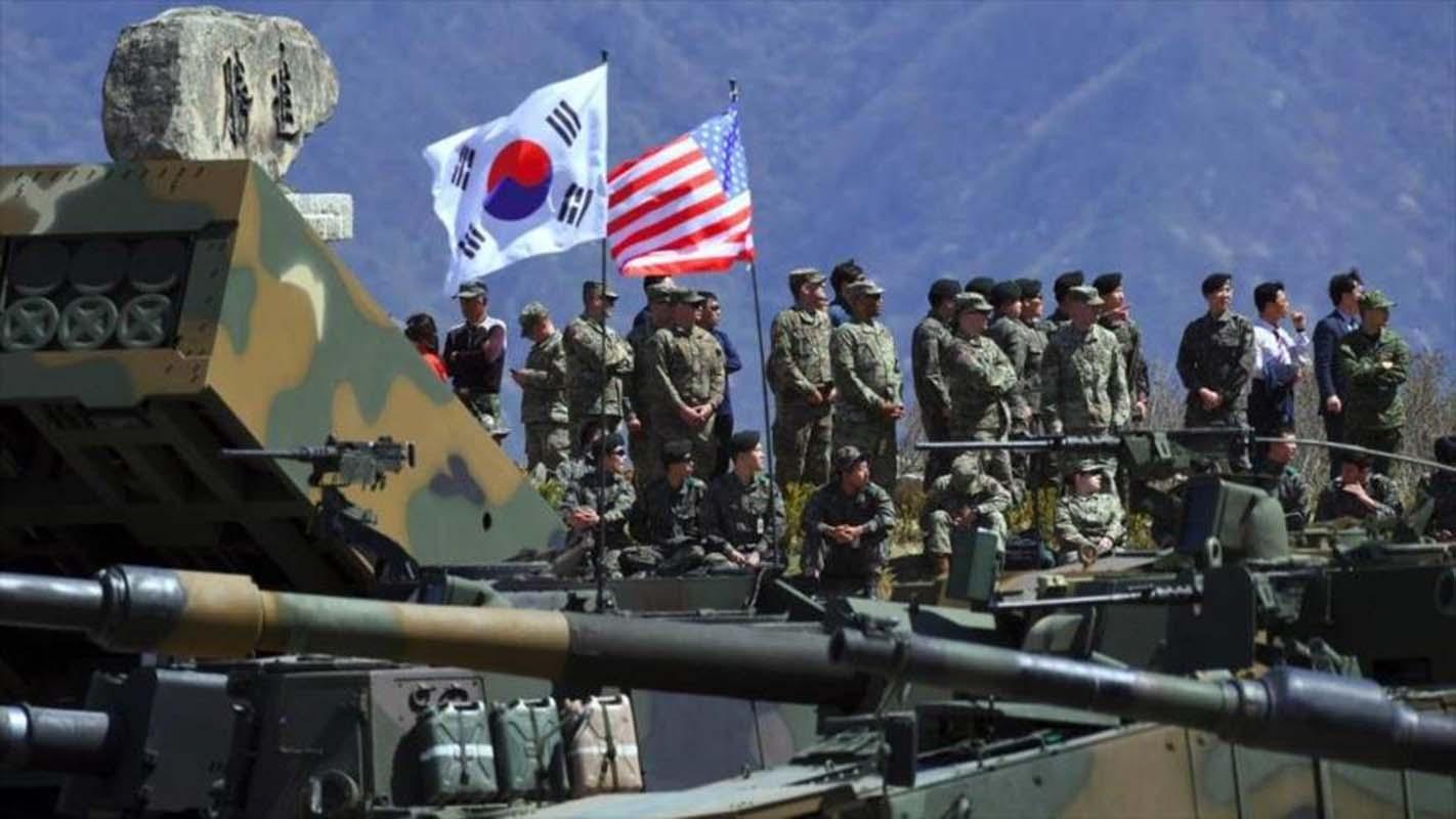 Corea del Sur y EEUU