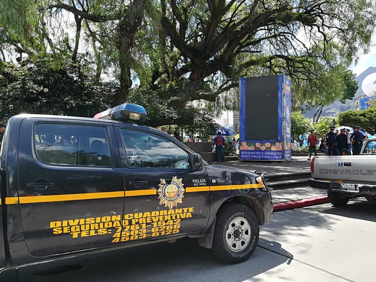 Violencia Cámara de Comercio Quetzaltenango