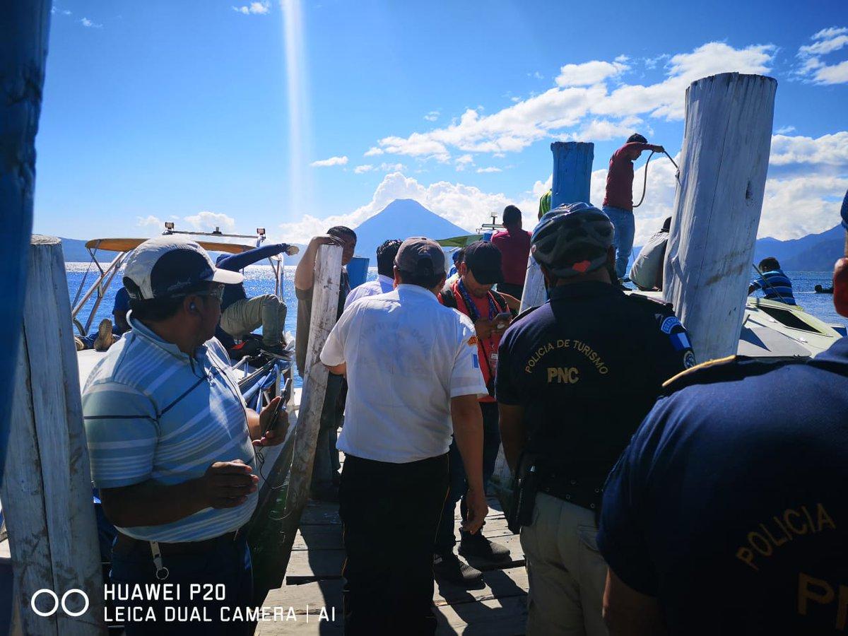 naufragio Atitlán Sololá