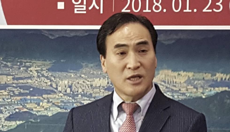 El surcoreano Kim Jong-yang