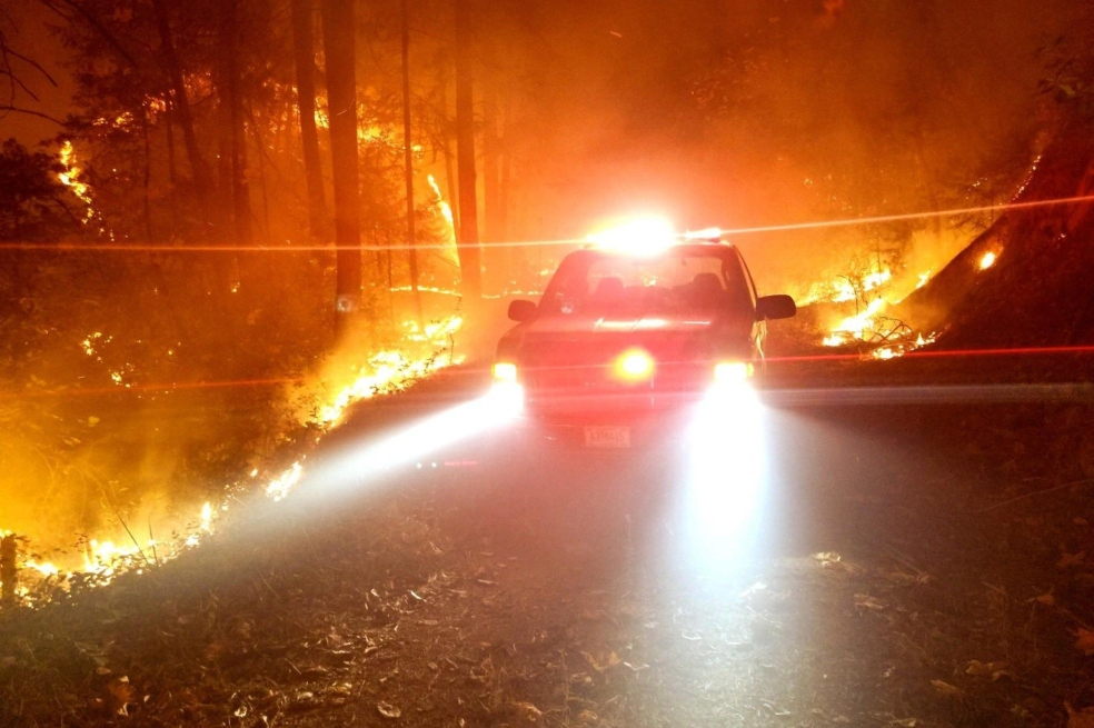 Fallecidos en incendios