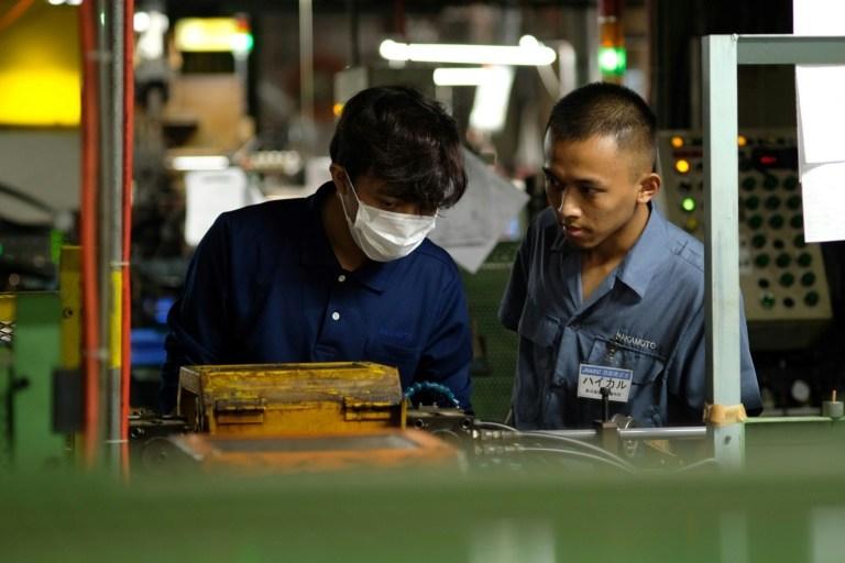 La escasez de mano de obra