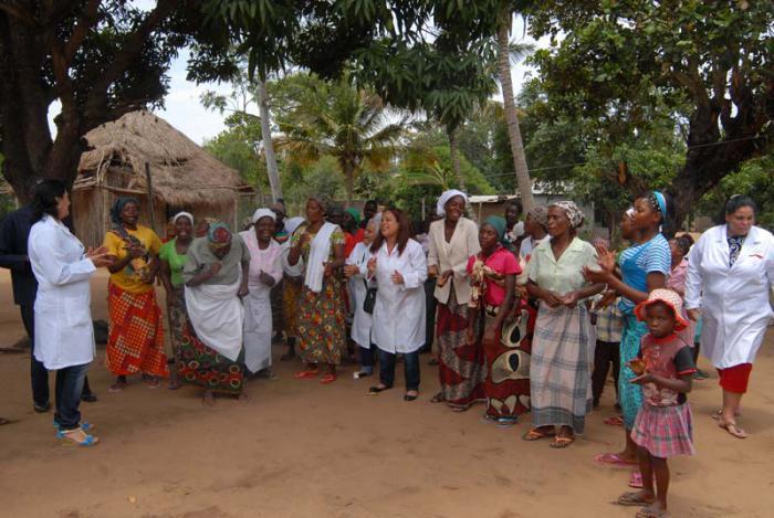 Mozambiqueñas crean fondo
