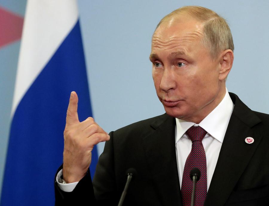 Putin dice Putin dice que Rusia