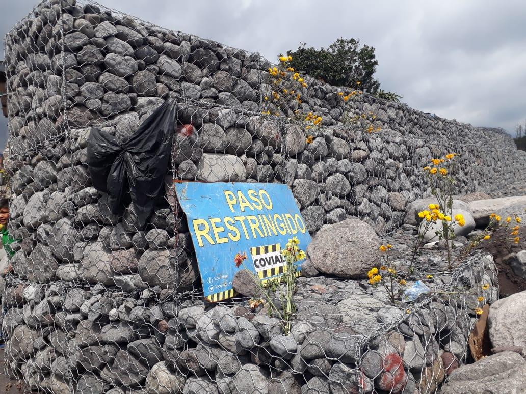 Victimas Volcán