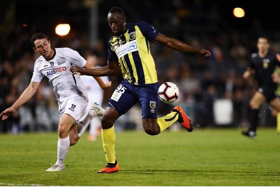 Usain Bolt Jamaica Fútbol