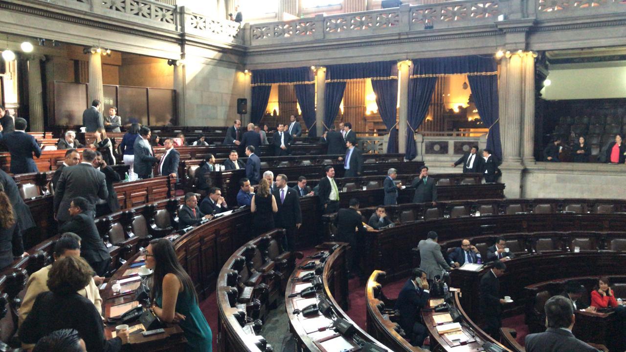 Estados Unidos podría sancionar a diputados guatemaltecos