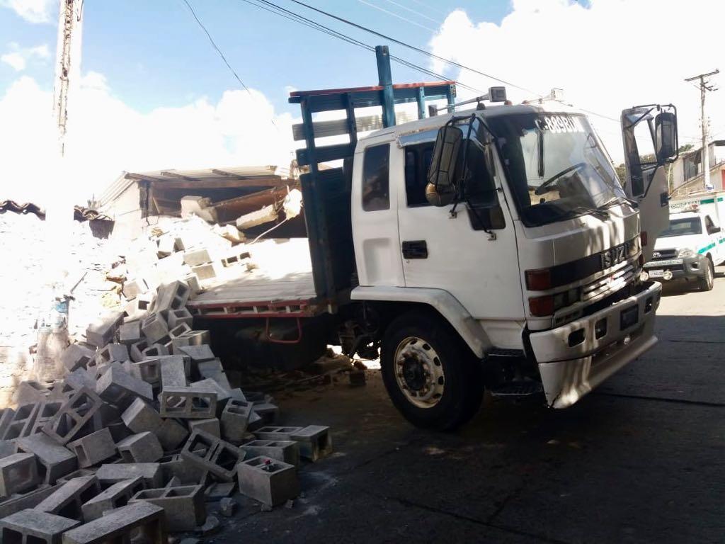 Totonicapán camión