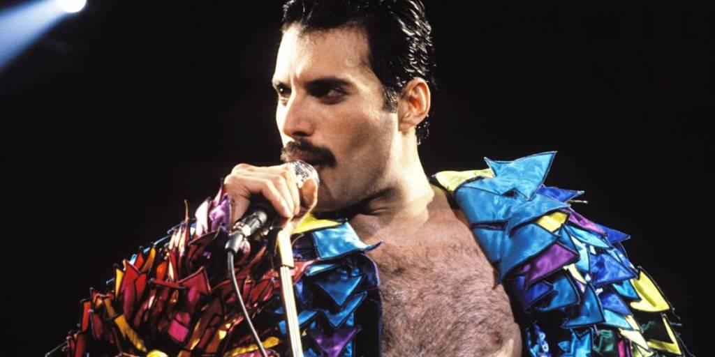 Bohemian Rhapsody Queen película Freddie Mercury
