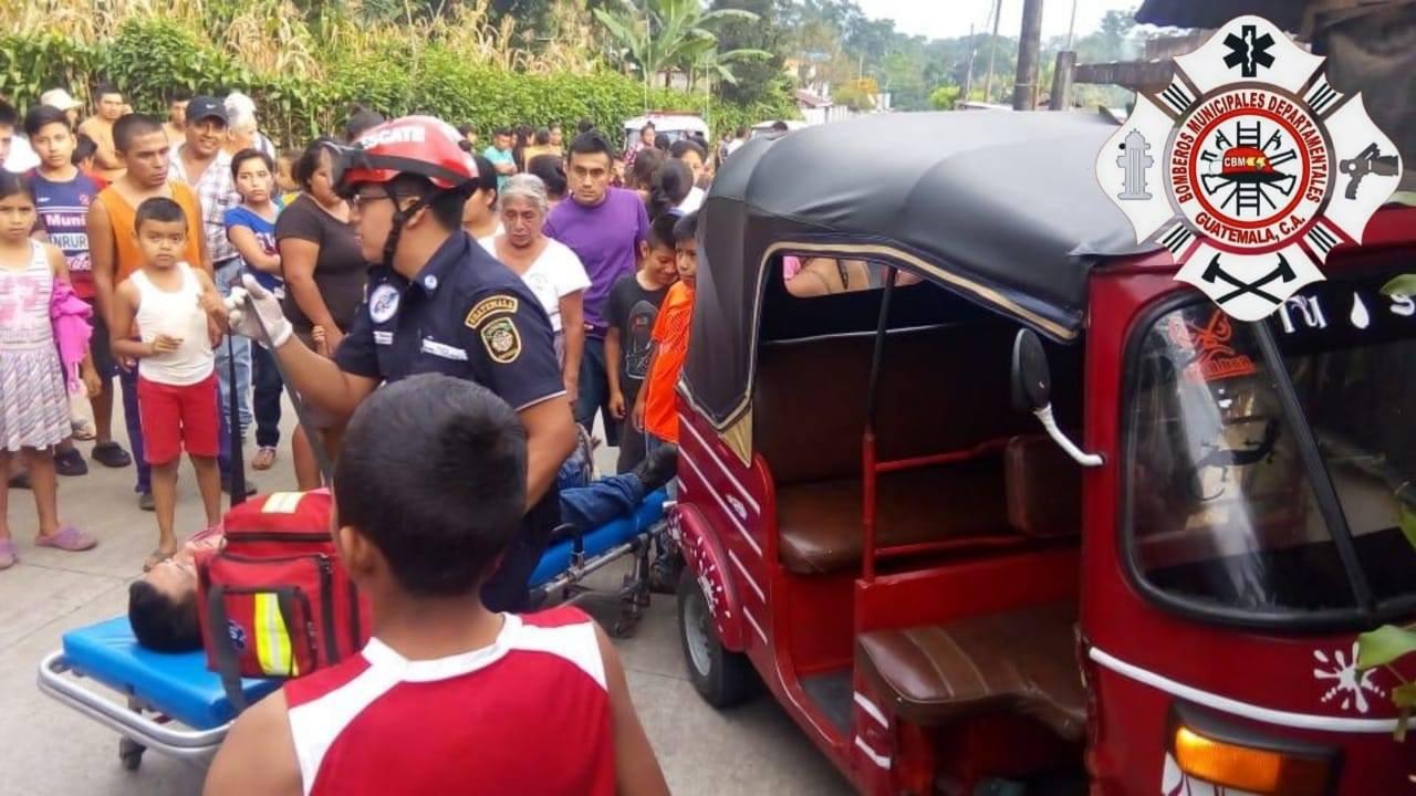 Mototaxis San Marcos