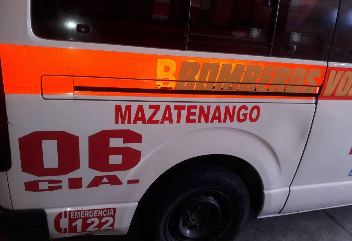Suchitepéquez bomberos vendedores fuegos artificiales