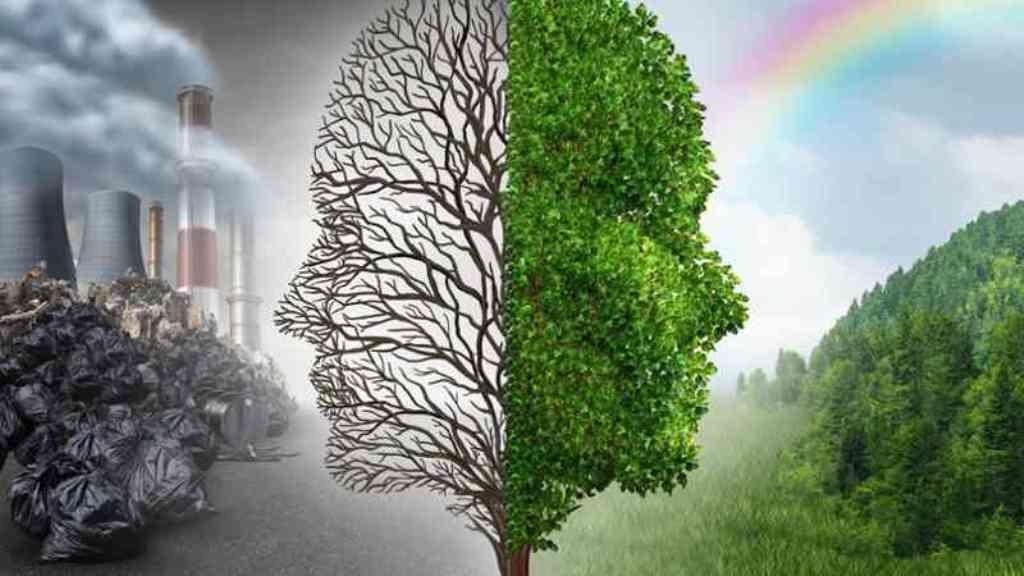 Contaminación atmosférica vida salud