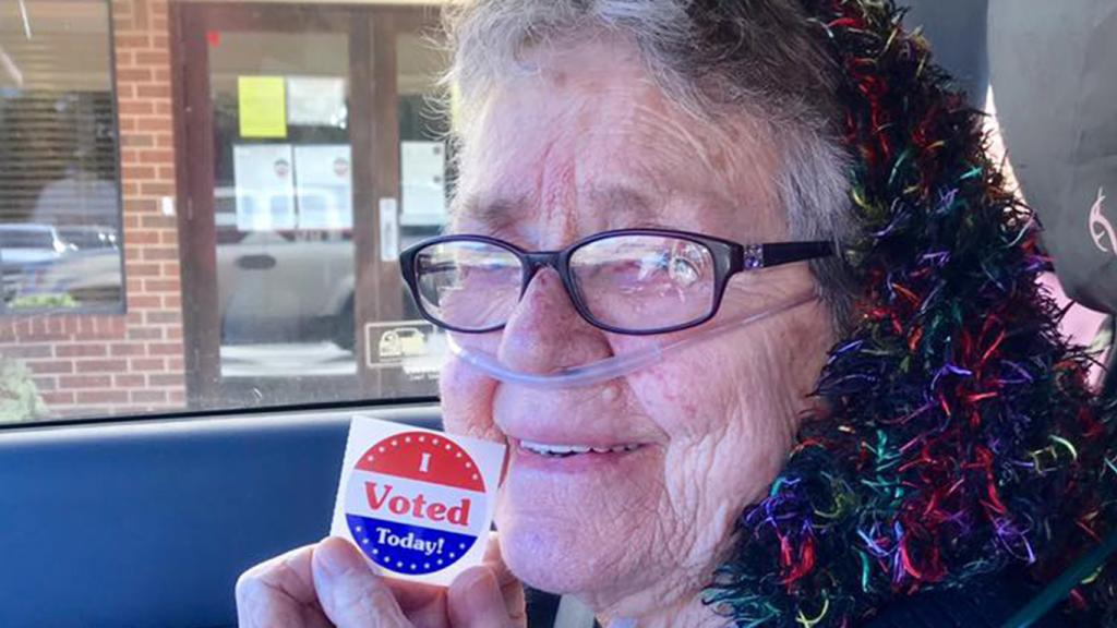 Terri Griffith Texas #ElectionDay