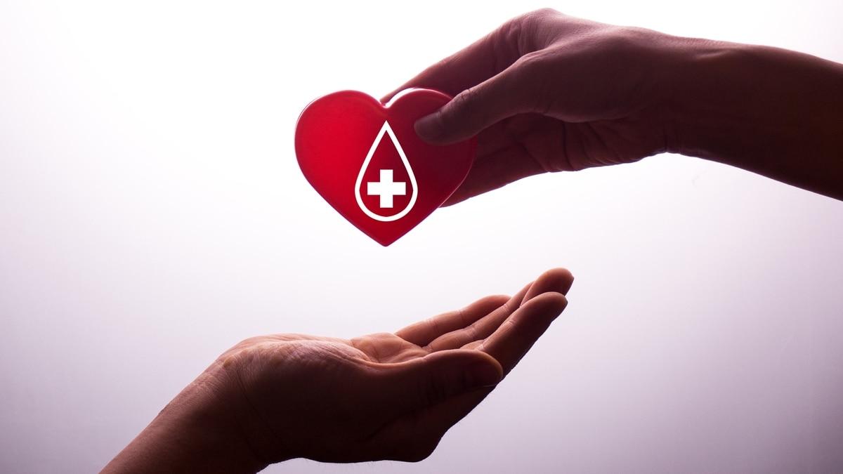 Donación de sangre Hospital Nacional de Guastatoya