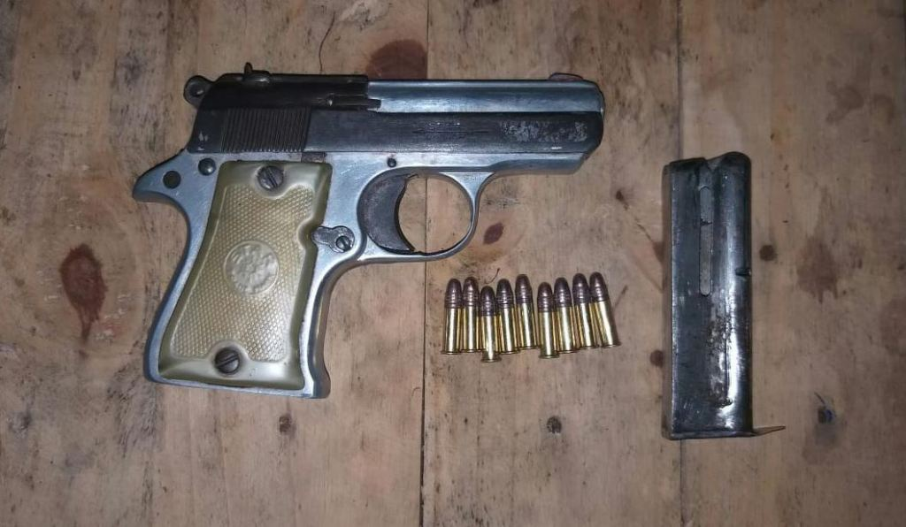 Galdamez Zacapa portación de arma ilegal