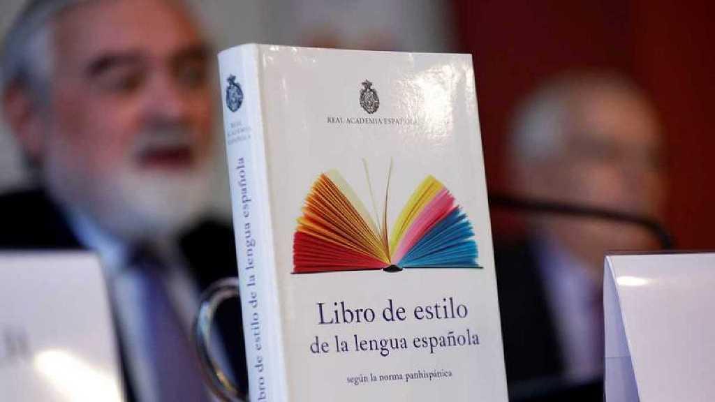 Libro de Estilo Real Academia Española RAE