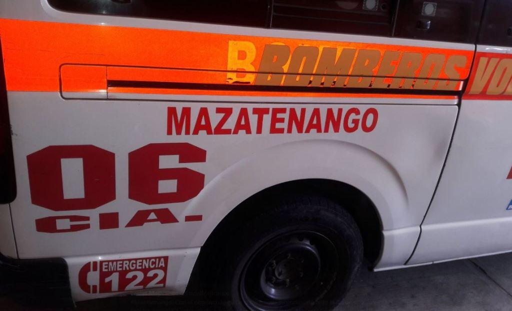 Bomberos Voluntarios Mazatenango