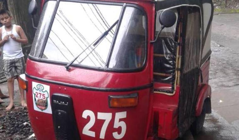 Mototaxi Zacapa accidente